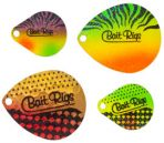 AstroBrite Walleye Spinner Blades
