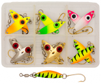 Crappie Panfish Willospoon Kit