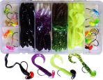 Bait Rigs Walleye Odd'ball Jig Kit